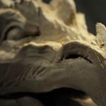 clay-dragon-detail